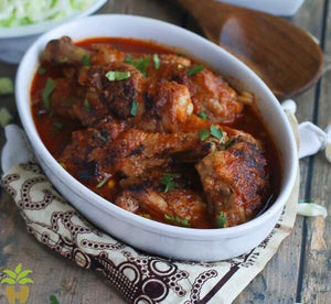 Chicken Stew (Sierra Leonean recipe)