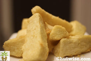 Recipe for the best yam chips