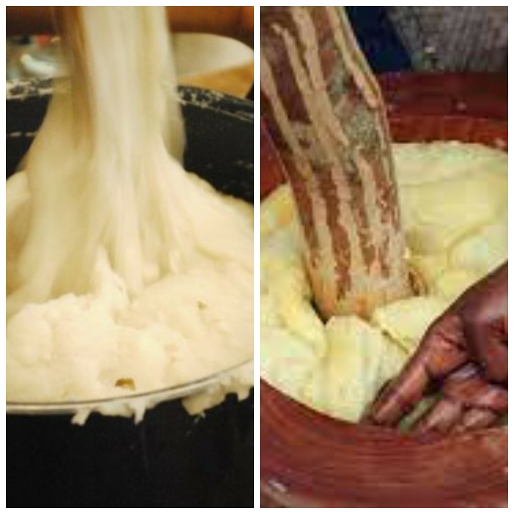 Should you pound your fufu traditionally or opt for powdered fufu?