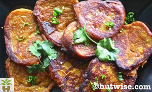 Tatale – fried ripe plantain with spices