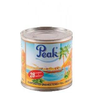 Peak Evaporated Milk - 170 G