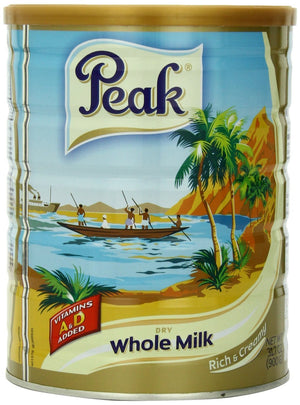Dry Peak Milk Powder