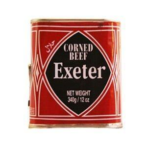 Exeter Corned Beef - 12 Oz
