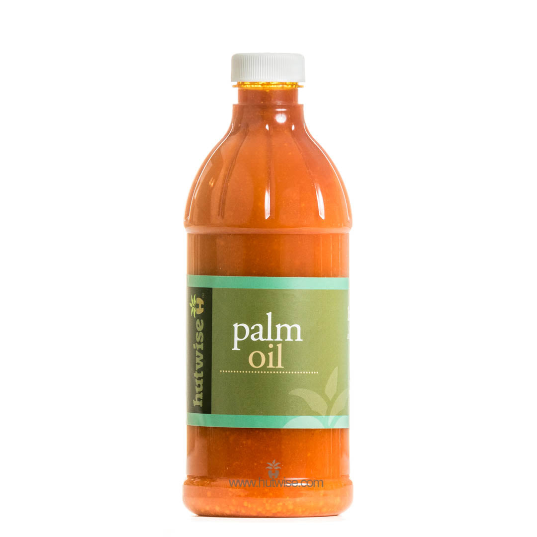 Hutwise Palm oil - 1ltr