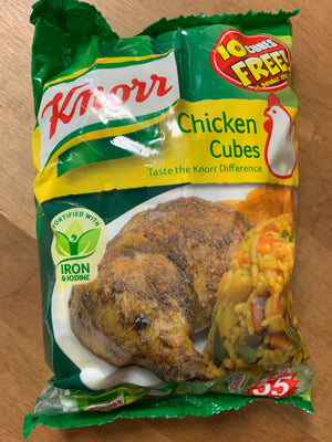 Knorr seasoning - 50 cubes