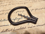 Antique Vintage Style Folding Iron Bow Corkscrew Wine Bottle opener - Early Home Decor