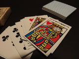 Antique Vintage Style 19th C Deck of Playing Cards - Early Home Decor