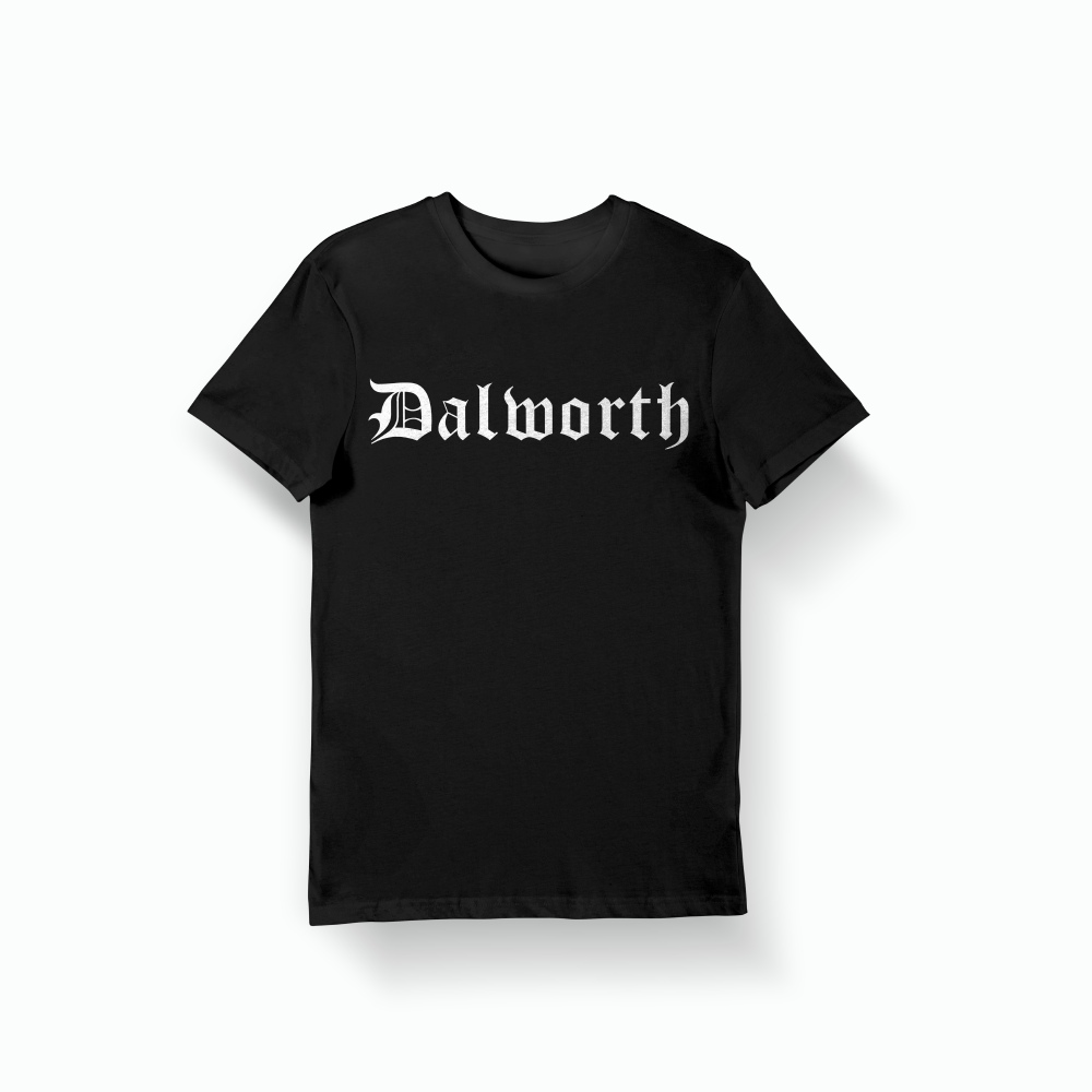 Dalworth T-Shirt Black