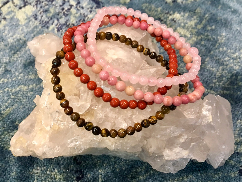 Energetic Support Bracelets: Courageous Compassion