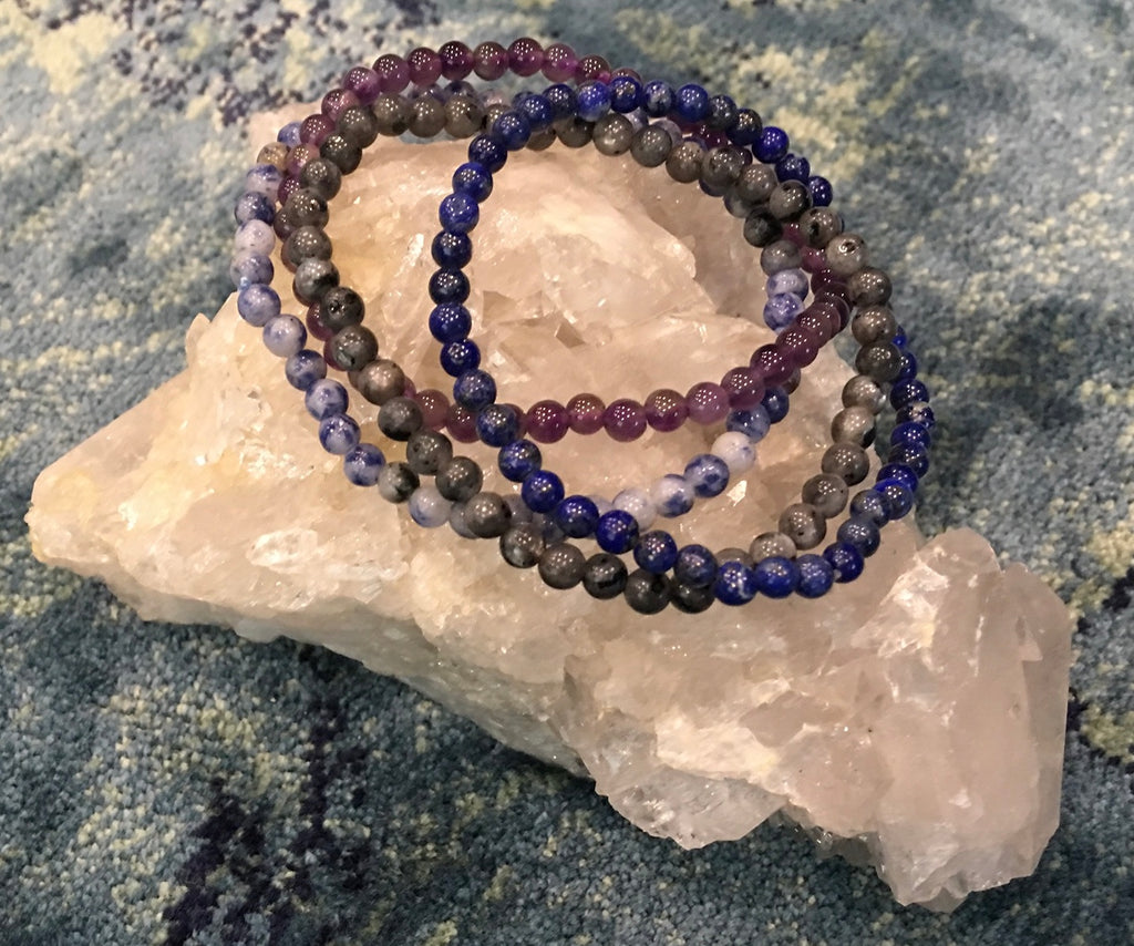 Energetic Support Bracelets: Intuition Booster
