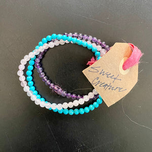 Energetic Support Bracelets: Sweet Creature