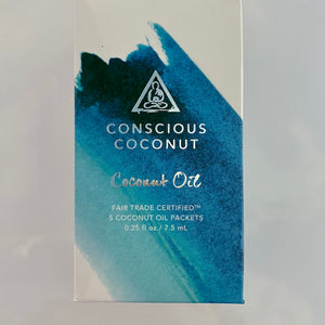 Conscious Coconut Oil Packets (5)