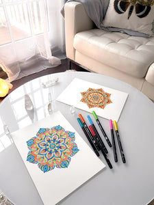 Mandala Art Kit