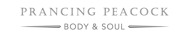 Prancing Peacock Body & Soul