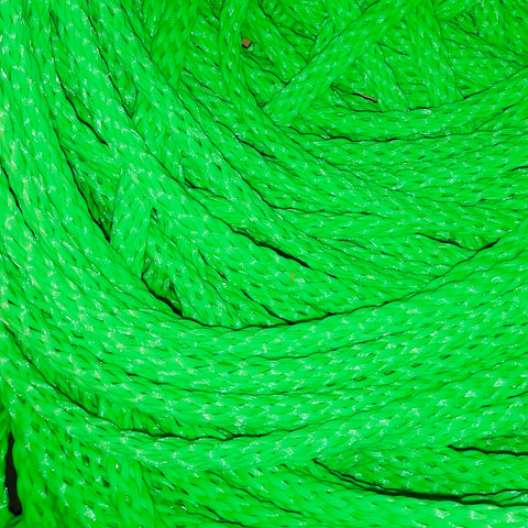 Lime Poly- Propylene Water Ski Rope