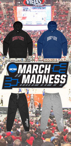 march madness pullovers and sweatpants