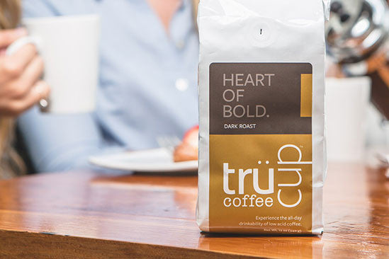 A Gorgeously Green Life Review: trücup coffee