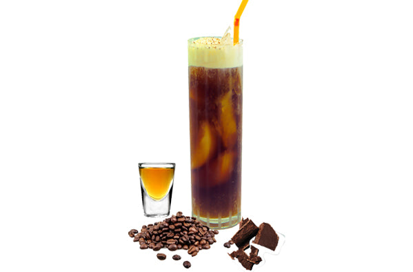 trücup Iced Irish Coffee