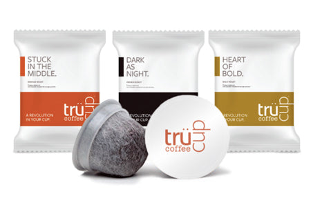 trücup single serve low-acid coffee