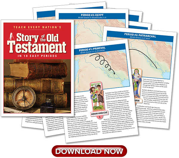 Free Story of the Old Testament eBook