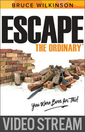 Escape The ordinary Video Stream