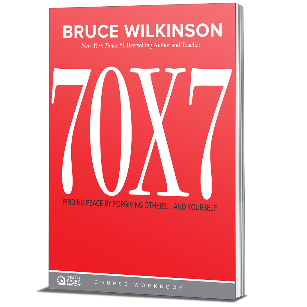70x7 Course Workbook by Bruce Wilkinson – Teach Every Nation