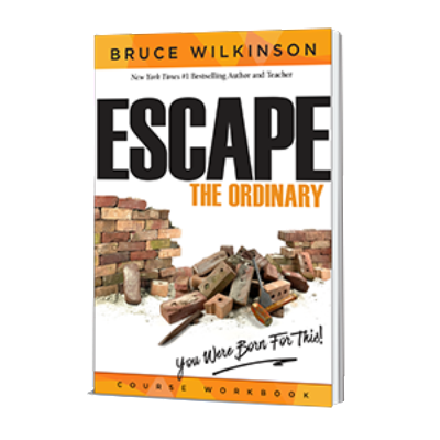 """Escape the Ordinary"" Course Workbook"