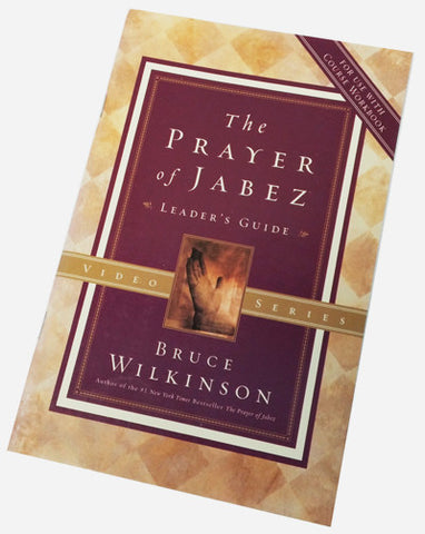 Prayer of Jabez Leader's Guide