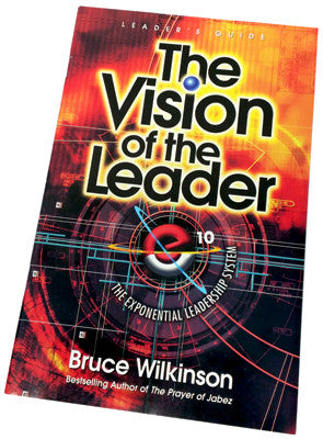 """The Vision of A Leader"" Leader's Guide"