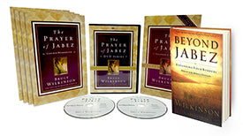 Prayer of Jabez Leader's Kit