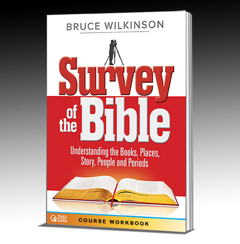 Survey of the Bible Workbook