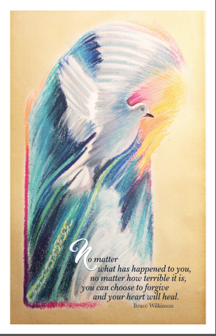 70X7 – Forgiveness Dove Poster PDF Download Free