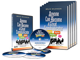 """Anyone Can Become a Great Communicator: Anyone, Anywhere, Anytime"" Leader's Kit"