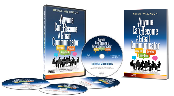anyone can become a great communicator dvd series by bruce