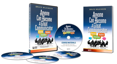 """Anyone Can Become a Great Communicator: Anyone, Anywhere, Anytime"" DVD Series"