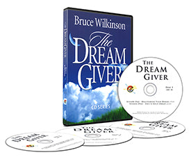 The Dream Giver Audio CD