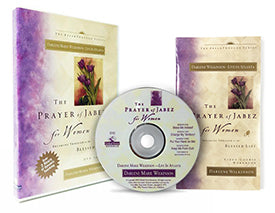 Prayer of Jabez for Women DVD Series