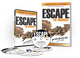 """Escape the Ordinary"" DVD Video Series"