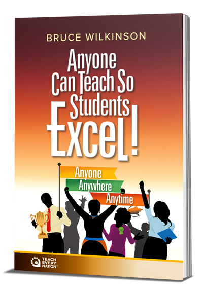 Anyone Can Teach So Students Excel! Anyone, Anytime, Anywhere