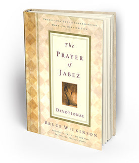 Prayer of Jabez Devotional (Hardcover)