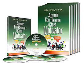 """Anyone Can Become a Great Motivator: Anyone, Anywhere, Anytime"" Leader's Kit"