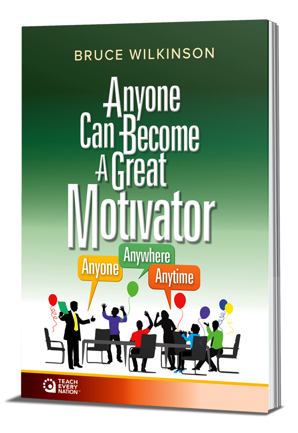 """Anyone Can Become a Great Motivator: Anyone, Anywhere, Anytime"" Course Workbook"