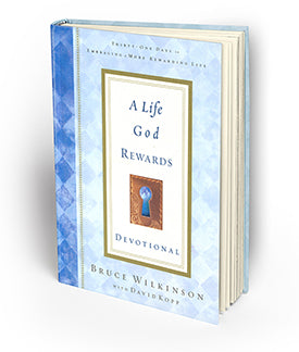 A Life God Rewards Devotional (Hardcover)
