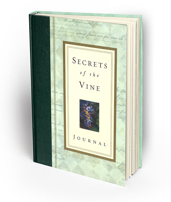 Secrets of the Vine Journal (Hardcover)
