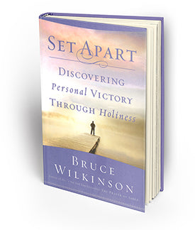 Set Apart: Discovering Personal Victory Through Holiness (Hardcover)