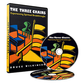 The Three Chairs: Experiencing Spiritual Breakthroughs DVD Series