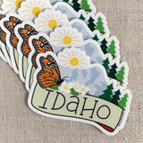 Idaho Vinyl Sticker