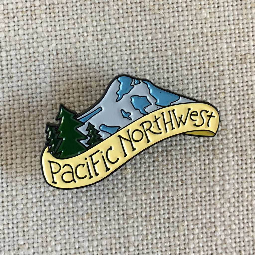 Pacific Northwest Lapel Pin