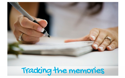 Tracking the memories