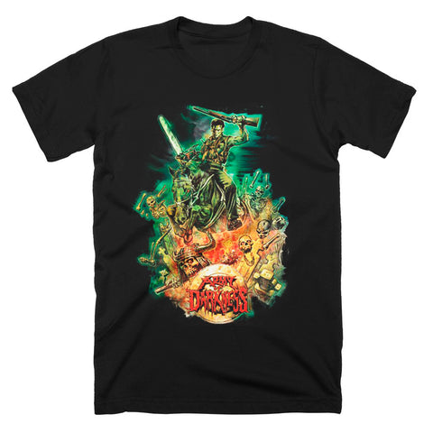 Army Of Darkness Army 18 T-Shirt - TerrorThreads